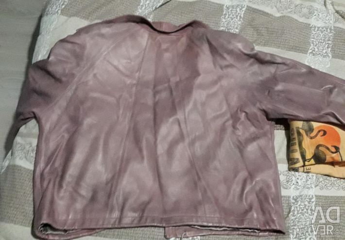 Куртка шкіряна, женскаяL, XL