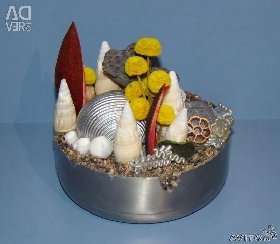 Table miniature. Handmade