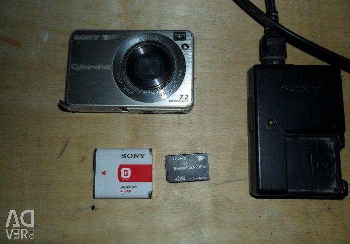Sony Cyber-shot Kamera