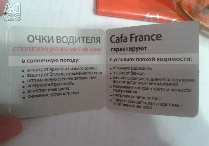 Polarized Sunglasses Cafa France