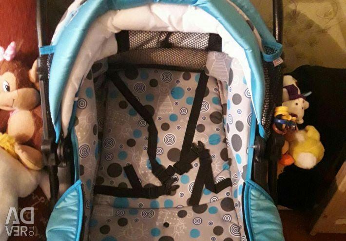Urgent prodakolyaska χειμώνα καλοκαίρι με τσάντα μεταφοράς.