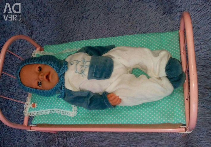 Κλινοσκεπάσματα για κούκλες
