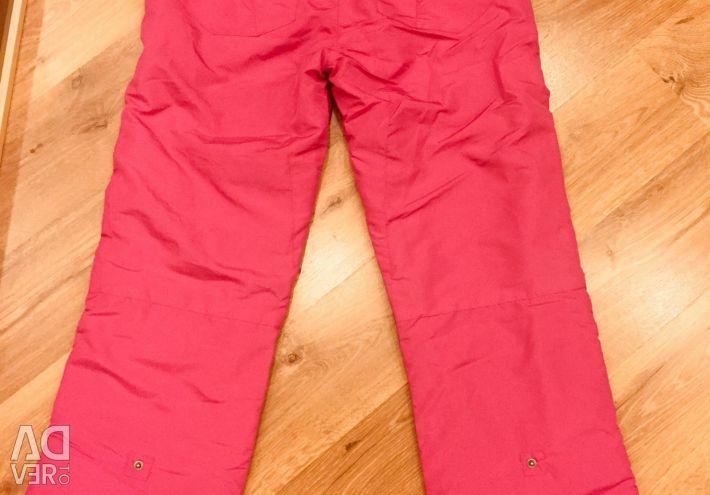 Pants for outdoor activities,. New.