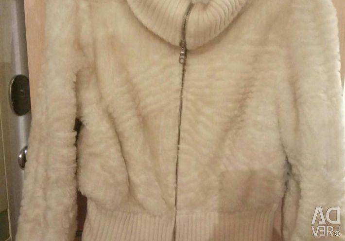 Шубка-куртка р.46-48