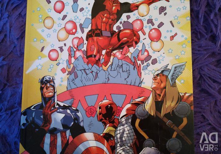 Povestea lui Deadpool