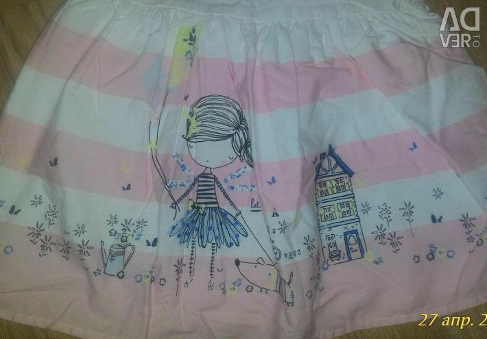 Φόρεμα για μια μικρή πριγκίπισσα