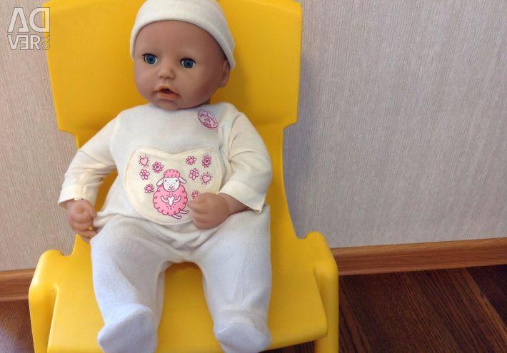 Baby κούκλα Annabell (4 έκδοση)