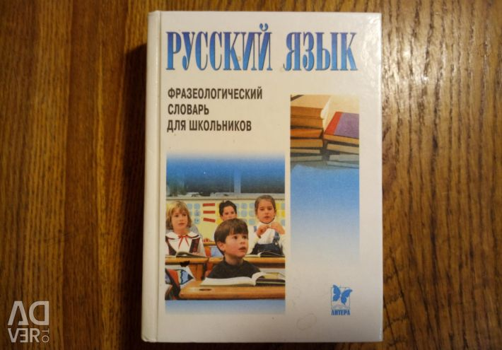 Russian language Phraseological dictionary