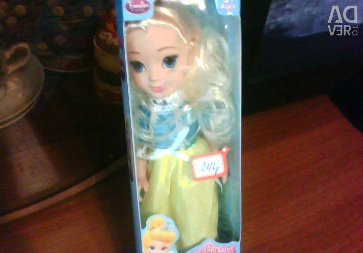 Кукла. ( Princess.) 26 см. НОВАЯ.
