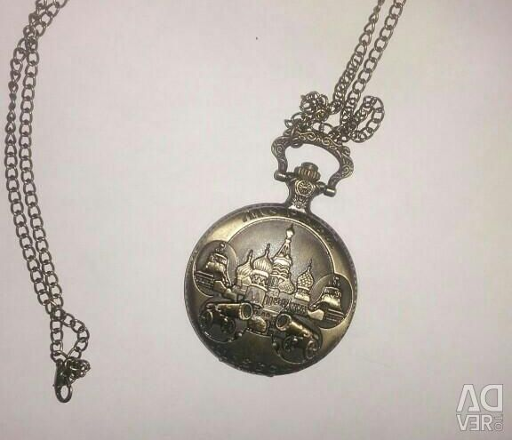 Pocket watches Moscow, new