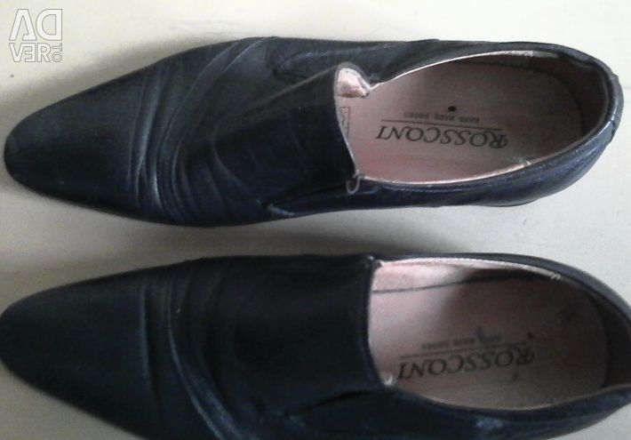Shoes 41 r. Leather (Italy)