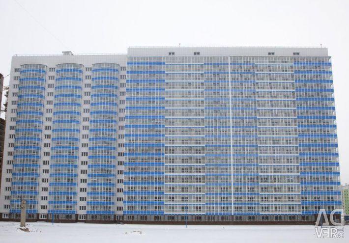 Apartment, 3 rooms, 71.2 m²