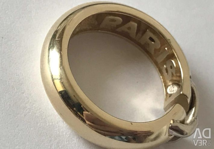Gold ring CHAUMET
