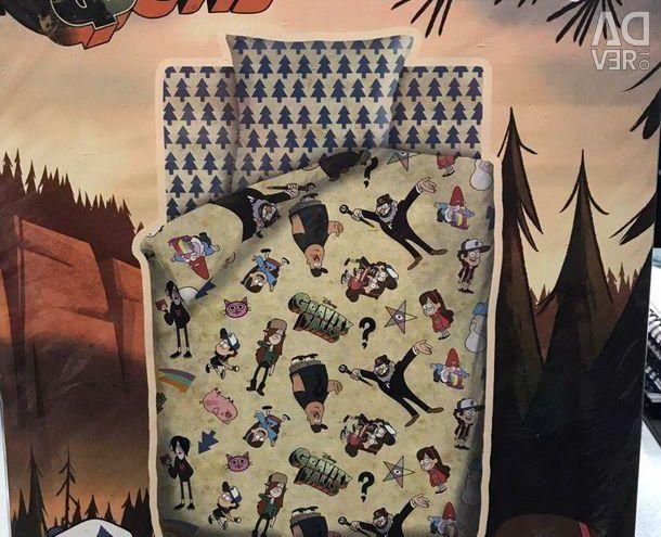 Bedding Gravity Falls №1
