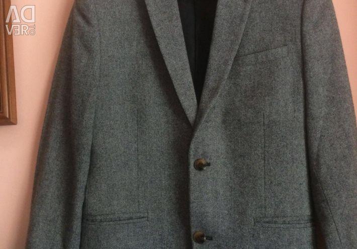 Jacket man's size 46 H & M