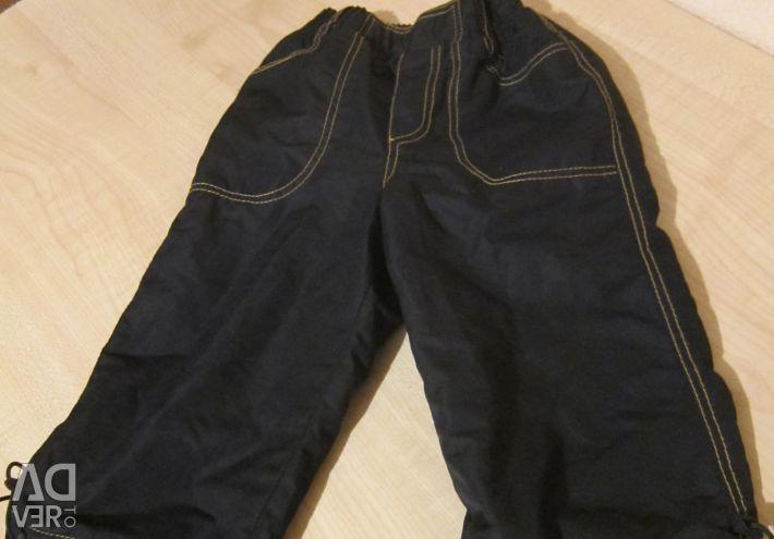 Pantolon bolonu 1-1.5 yıl