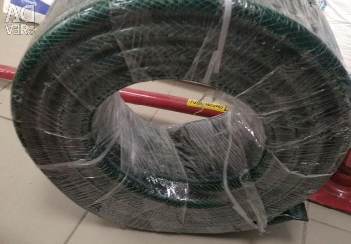 PVC reinforced water hose