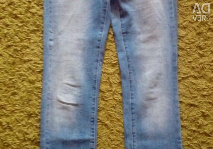 Jeans de dimensiune 27