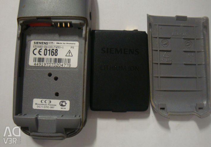 Siemens s-35 - repair