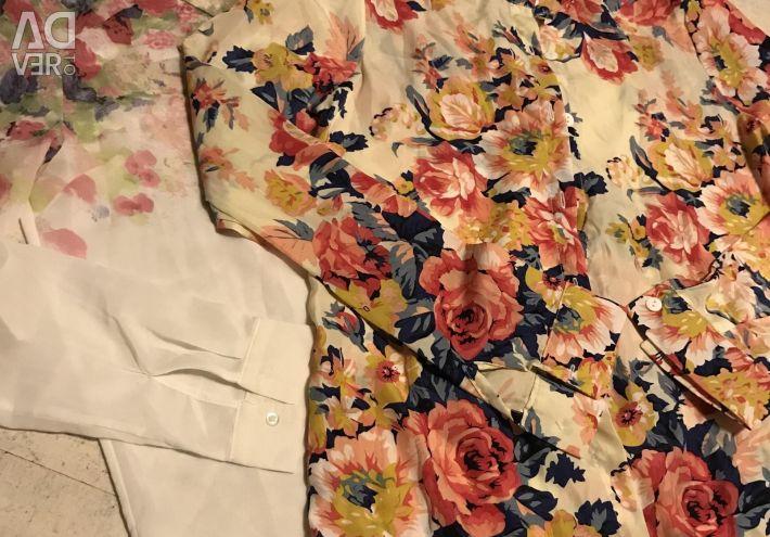 Сорочки / блузки жіночі