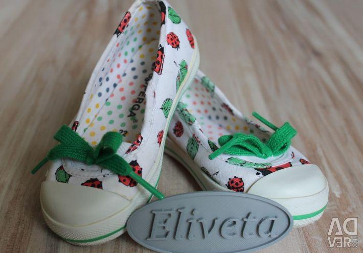 Παπούτσια για κορίτσια σε άριστη κατάσταση