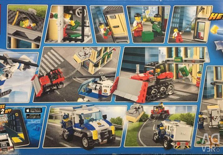 LEGO 60140