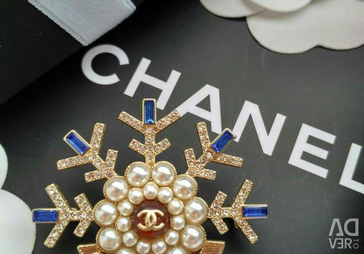 Suita Chanel Brooch
