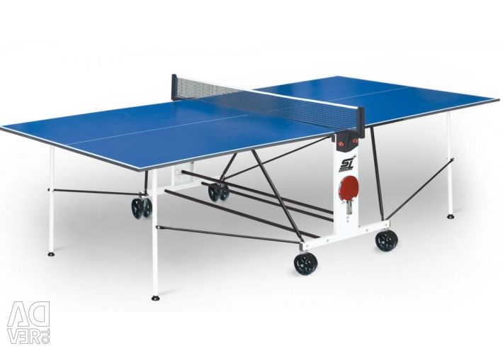 Tennis table START LINE COMPACT LIGHT LX