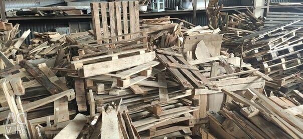 Отдам дрова бесплатно. Возможна погрузка карой