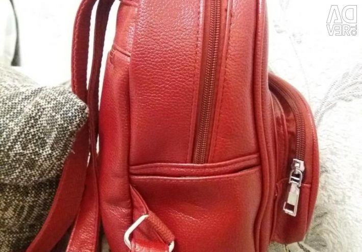 Новый рюкзачок