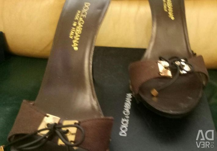 Босоножки Dolce Gabbana