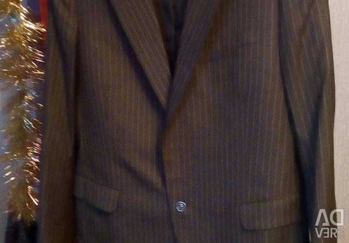 Jacheta pentru bărbați 56, înălțime 188