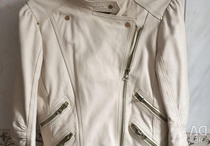 ZARA Leather Jacket 46 times Morocco