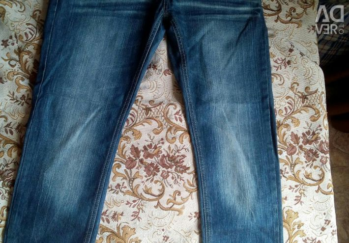Jeans for men, new 30