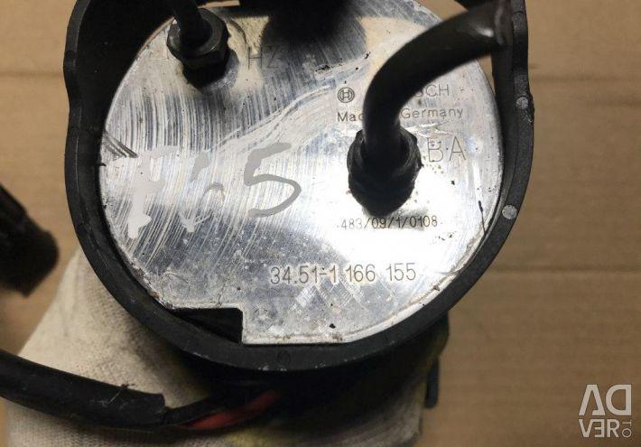 34511166155 Pump hydraulic active suspension BMW