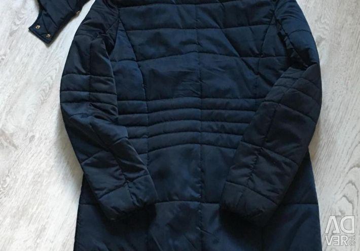 Длинная куртка Trussardi