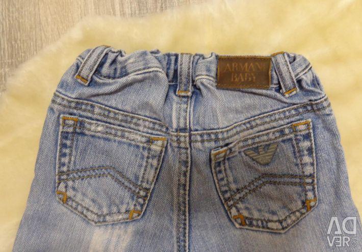 Jeans Armani για το παιδί