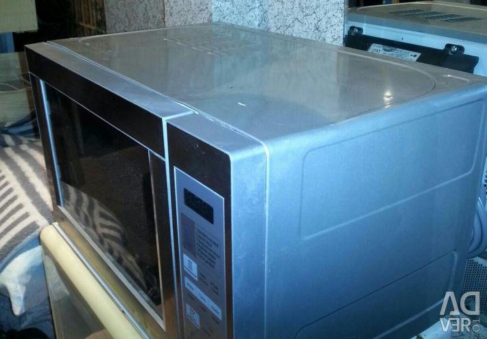 LG microwave warranty