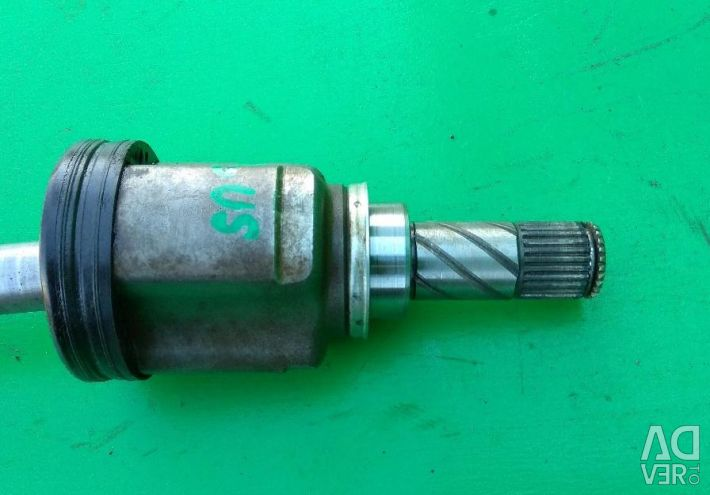 Front left axle for LADA Largus