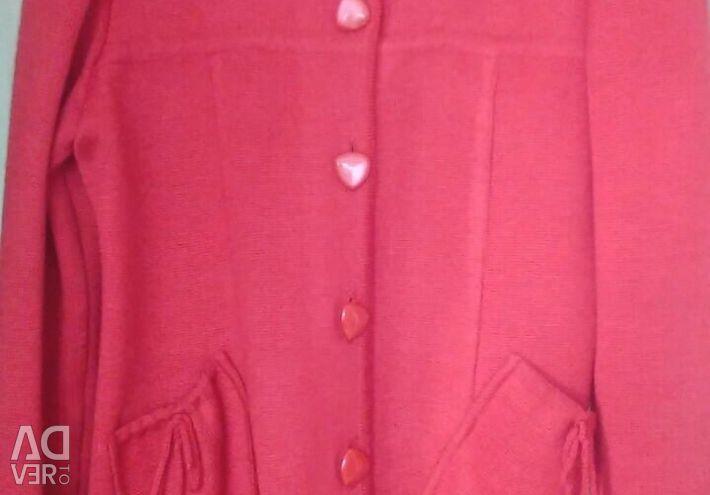 Jacket wool 48-50
