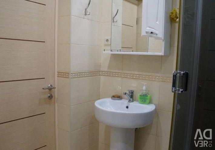 Daire, 1 oda, 38 m²