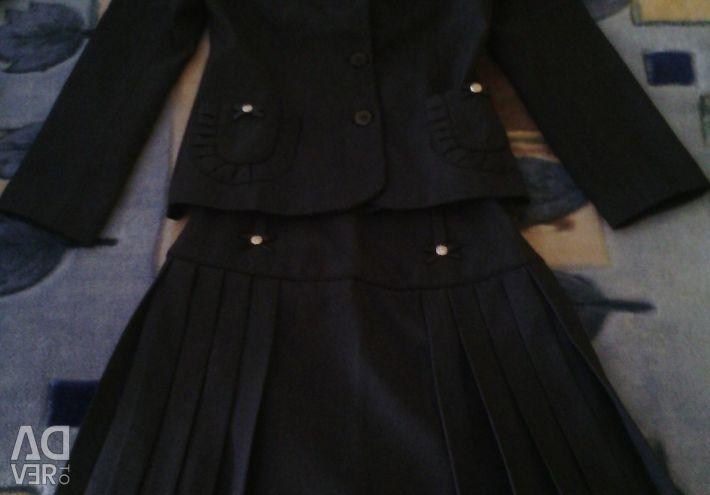 Σχολική στολή για το κορίτσι