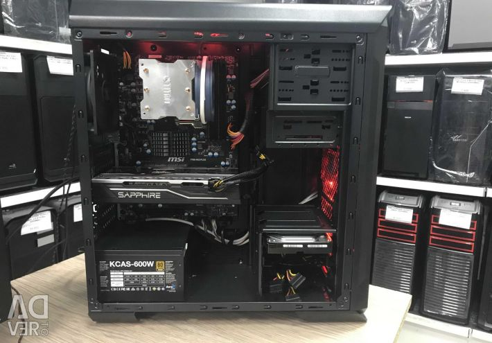 Proper repair of the system unit, warranty