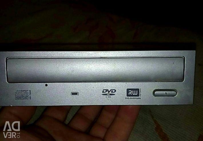 DVD / CD drive Sony