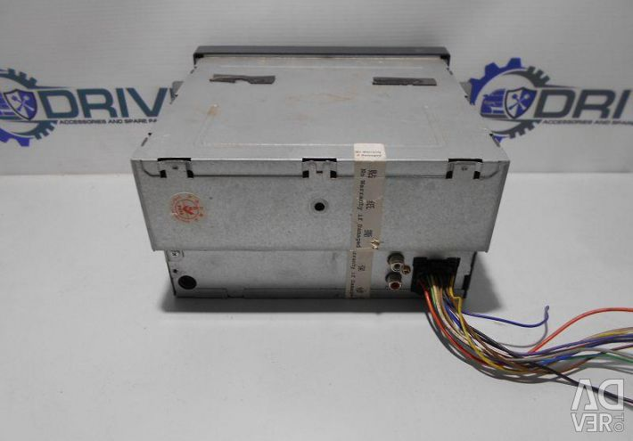 Radio Chery QQ6 S21 SQR473F 2008-2011