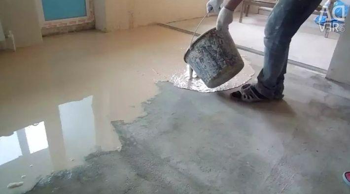 Зробимо будь-який ремонт у вашій квартирі.