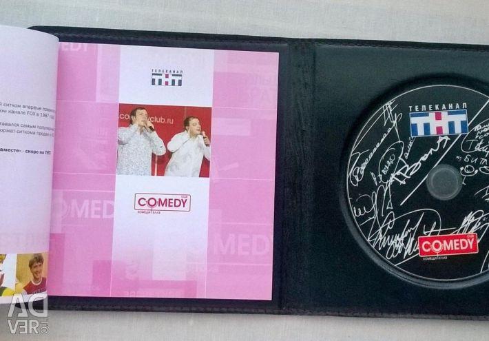 Comedy Club Collector Disc