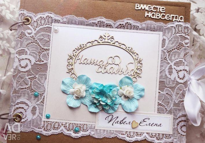 Album de nunta.