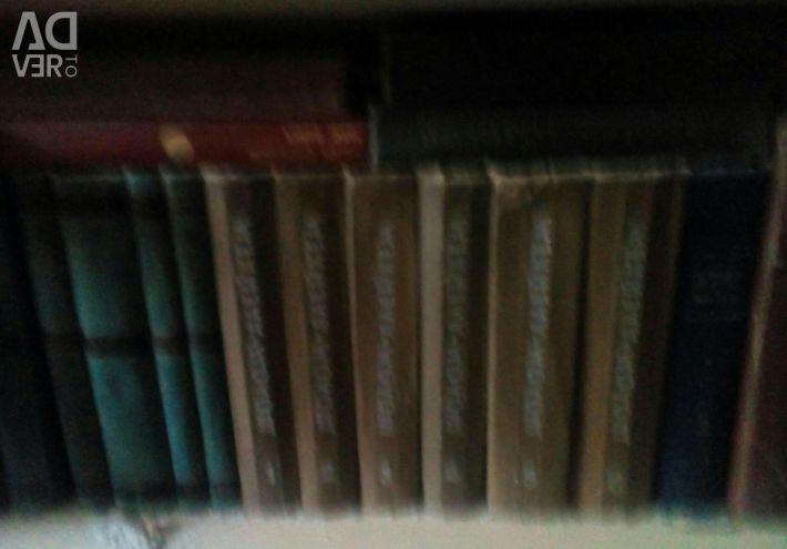 Books in volumes