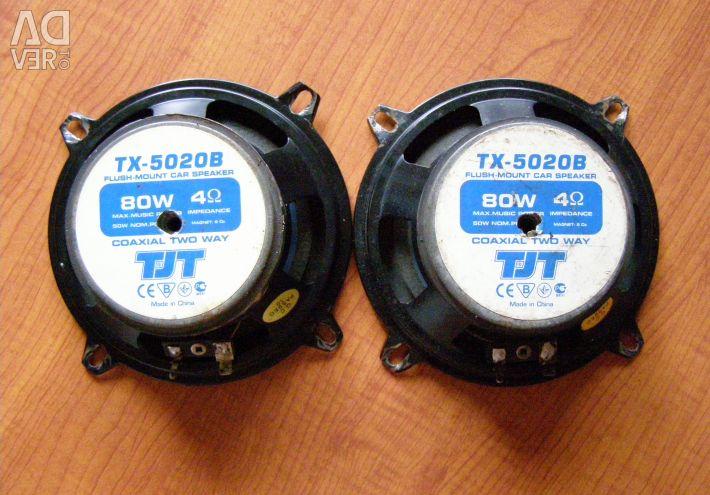 Araç hoparlörleri TJT TX-5020B